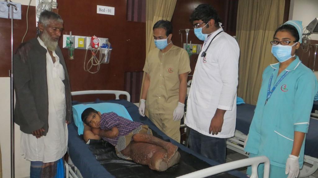 Madaripur News 21-02-18 Pic.2