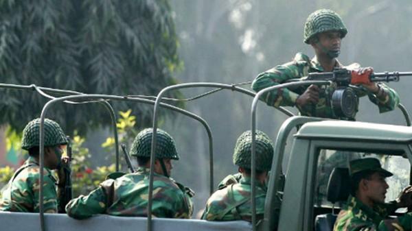 সেনাবাহিনী