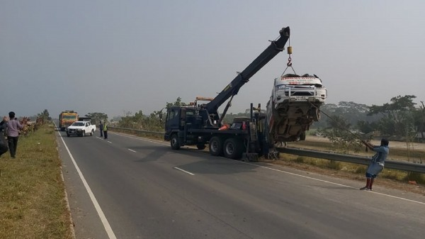 Shibchar Highway Accident 2  Dead-1