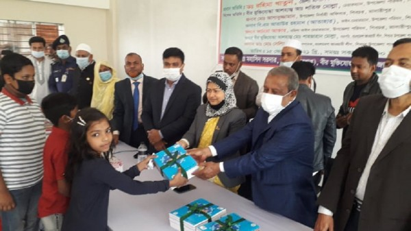 Shibchar Tecnical School & Collage Book Distribution