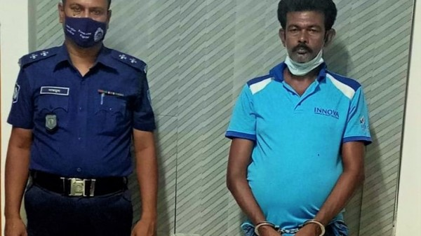 Rajoir Thief Arrested Pic- 06.08.2021